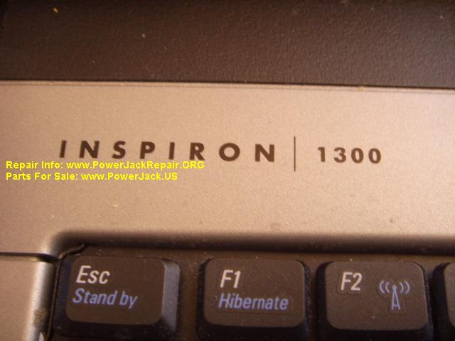 Dell Inspiron PP21L 1300 dc port replacement DC Power Jack Repair