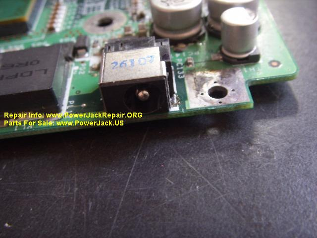 Dell Inspiron 2200 series power connector PP10s