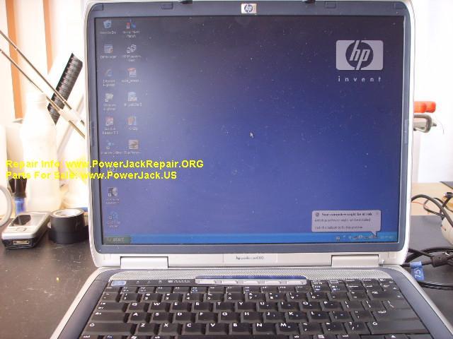 HP Pavilion ZE4207