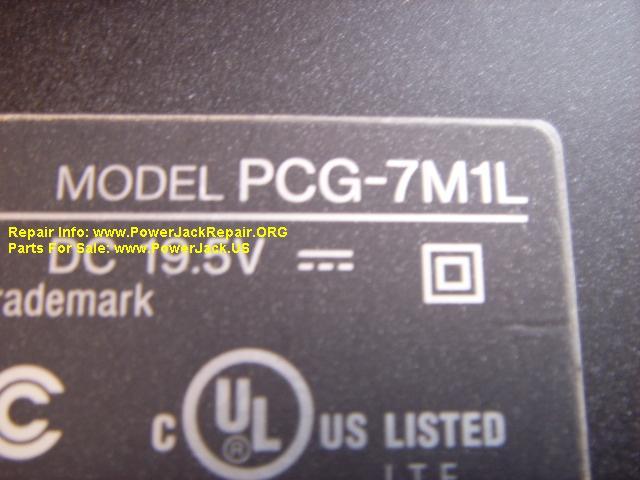 pcg-7m1l driver