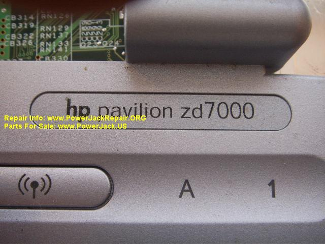 HP Pavilion  Model ZD7000